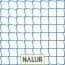 Siatka zabezpieczająca na lodowiska Profesjonalna siatka zabezpieczająca do stosowania na lodowiskach – wykonana z nici polipropylenowej PP, o wymiarach oczek 4,5x4,5 cm oraz grubości 3 mm. Gwarantuje bardzo dobrą ochronę przed krążkami hokejowymi i stanowi zabezpieczenie widowni. Dostępna w wielu kolorach.