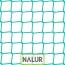 Siatka na korty tenisowe - 4,5x4,5 4mm PP