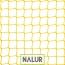 Siatka do zabezpieczenia Siatka na wysypisko śmieci 4,5x4,5 3mm PP zabepieczająca siatka