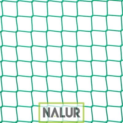 Siatka ochronna na wymiar - 4,5x4,5 4mm PP