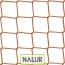 Siatka sznurkowa Siatka na regały na hale magazynowe- 4,5x4,5 3mm PP siatki ze sznurka