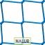 Siatka sznurkowa Siatka na wysypisko śmieci 4,5x4,5 3mm PP siatki ze sznurka