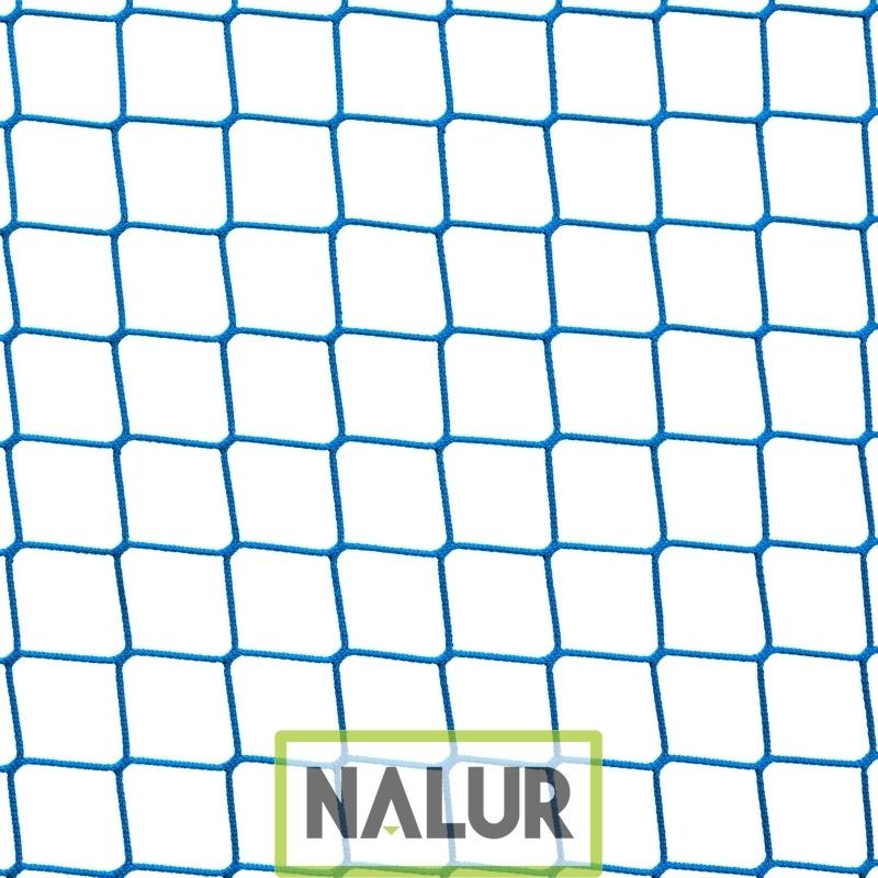 Siatka na piłkochwyty - z wąskim oczkiem - 4,5x4,5 3mm PP
