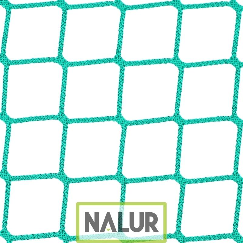Siatka piłkochwyt - z polipropylenu- 4,5x4,5 4mm PP