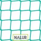 Mocna siatka na piłkochwyty Solidnesiatki ochronne na wymiar – wykonane z wysokiej jakości siatek polipropylenowych o grubości aż 5 mm i oczku 4,5x4,5 cm zapewniają optymalną ochronę na boiskach ligowych i szkolnych. Zabezpieczone przed czynnikami pogodowymi, UV i dodatkowo wzmocnione na brzegach.