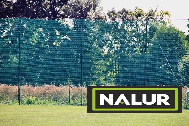 Piłkochwyty z siatki, ochrona boisk