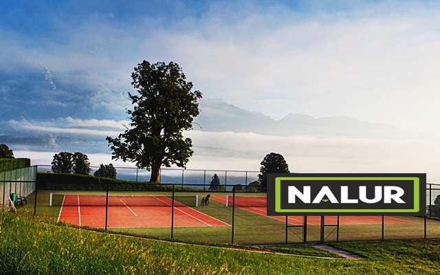 Ogrodzenia kortów do tenisa