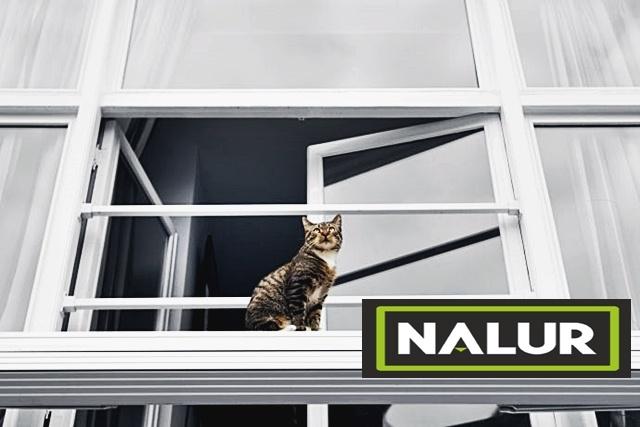 Siatki ochronne na balkony