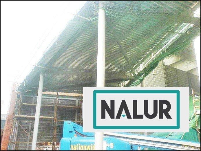 Siatki ochronne na budowę - produkcja na wymiar