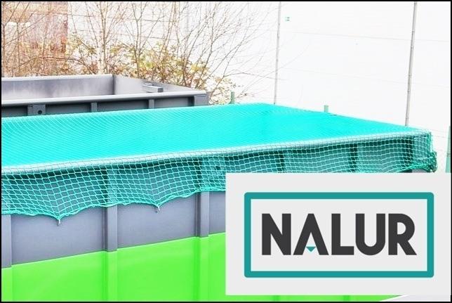 Siatki zabezpieczające na kontenery - na wymiar